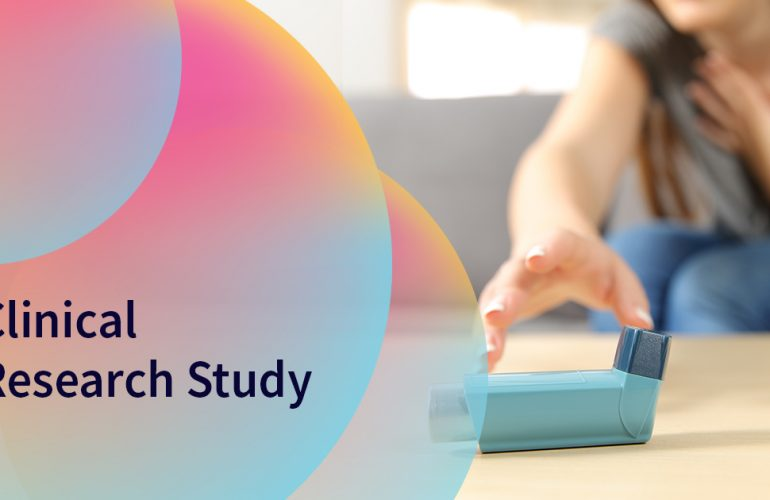 Asthma clinical research study